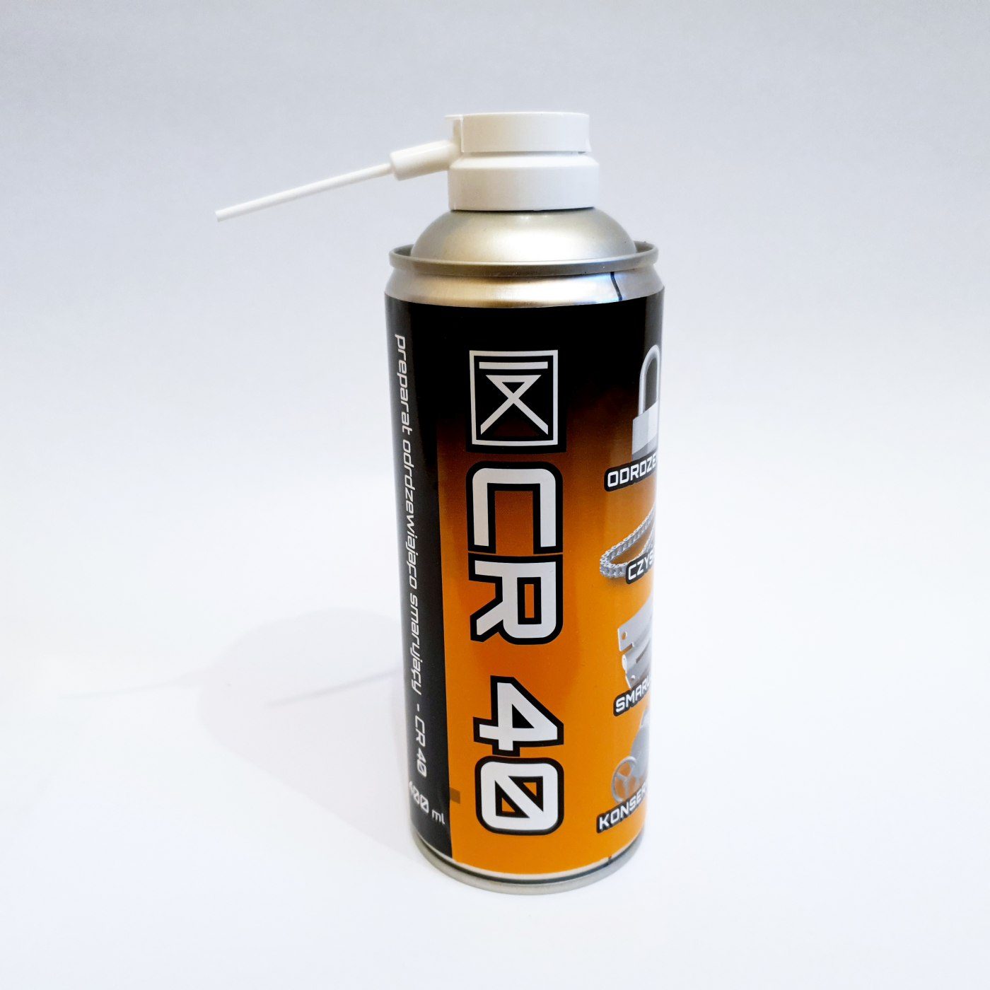 Preparat odrdzewiająco-smarujący CR 40